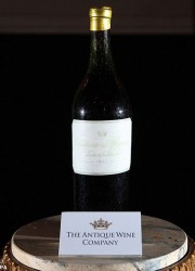 1811 Château d'Yquem – The World's Most Expensive Bottle of White Wine