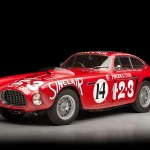 Rare 1952 Ferrari 340 Mexico Berlinetta by Vignale Goes To RM Auction Monterey Sale