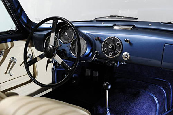 1954 Aston Martin DB2/4 Cabriolet Boost $11.6 Million Sale at Goodwood Festival of Speed