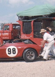 1963 Shelby Cobra 289 Factory Team Car To Be Auctioned