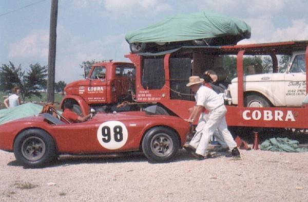 1963 Shelby 289 Cobra Factory Team Car - www.extravaganzi.com