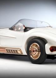 1965 Mercer-Cobra Roadster Goes Under The Hammer
