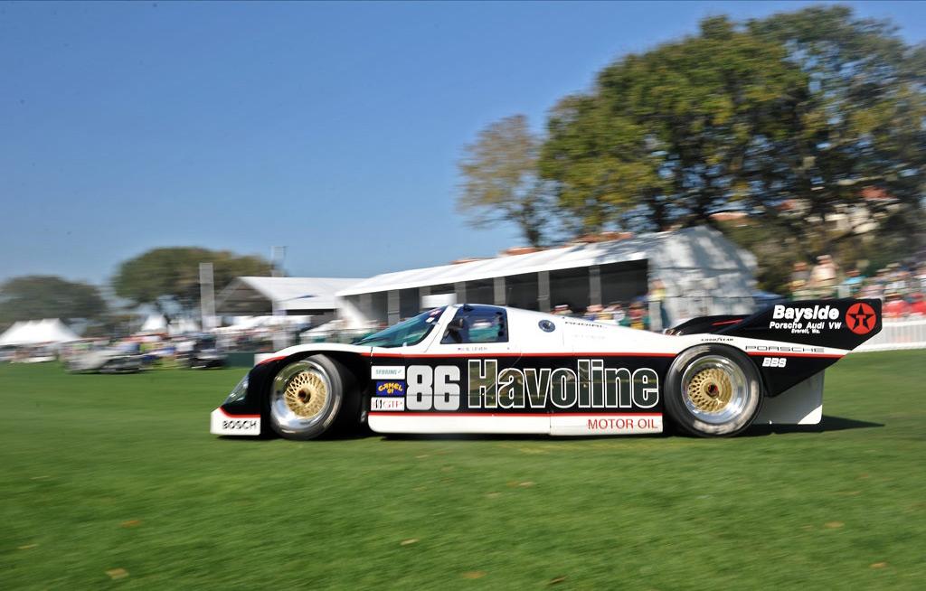 1986 Porsche Typ 962 IMSA GTP