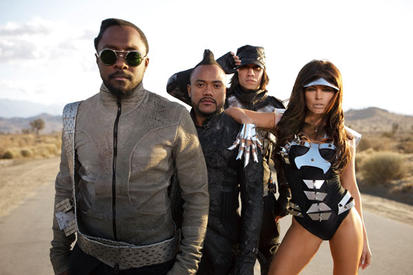 Black Eyed Peas - www.extravaganzi.com