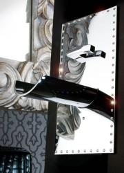 Bongio's Acquaviva Swarovski Faucet Brighten Up Your Bathroom