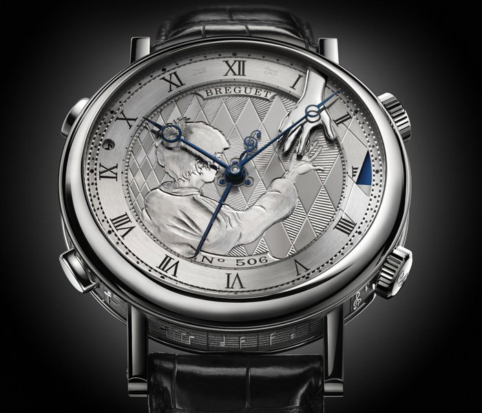 One-of-a-kind Breguet Reveil Musical Watch