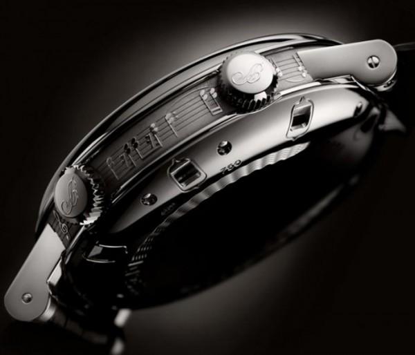 One-of-a-kind Breguet Reveil Musical Watch