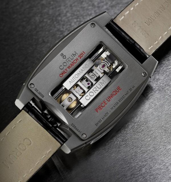 Corum Golden Bridge Automatic Only Watch 2011
