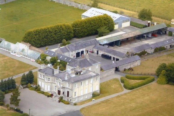 John Huston's Irish Palace, Courtown Demesne