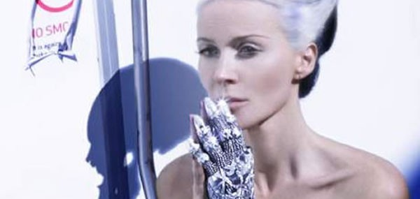 Contra Mundum – Diamond Encrusted Glove