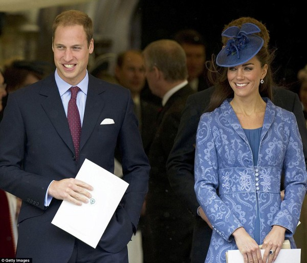 Duke and Duchess of Cambridge, William and Kate - www.extravaganzi.com