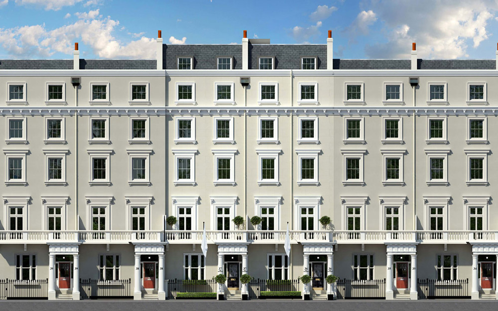 Eccleston Square Hotel , London