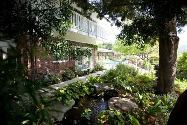 Elizabeth Taylor's Bel Air Home