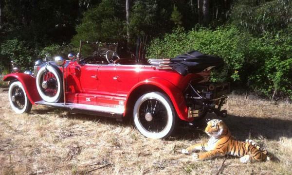 Ex-Maharaja of Kotah,1925 Rolls-Royce Phantom I Tiger Car