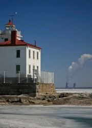 Fairport Harbor West Breakwater Light