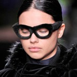 Givenchy Fall 2011 Panther Glasses For Dangerously Good Look