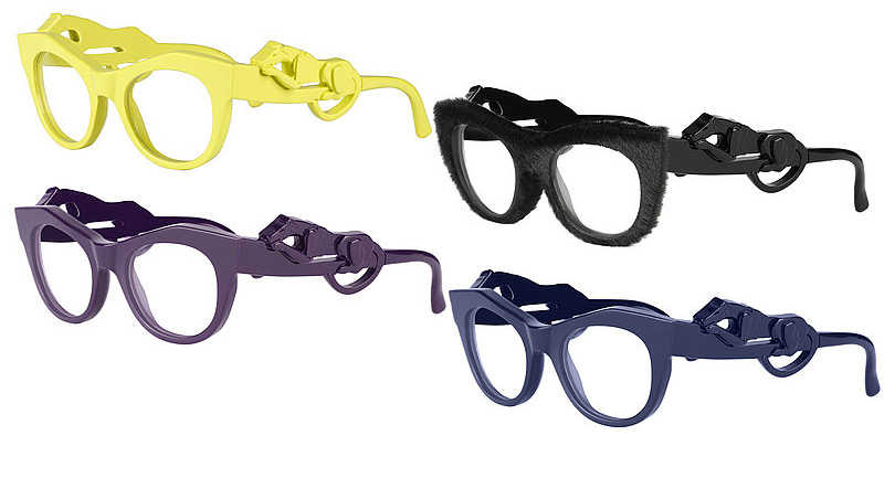 c1cc35bee047 Givenchy Fall 2011 Panther Glasses For Dangerously Good Look ...