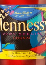 Hennessy & KAWS To Launch Limited Edition V.S. Bottle