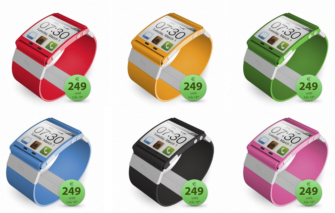 Watch     Android-based Smartwatch for GeeksIm Watch