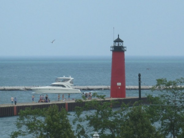 Kenosha North Pierhead Light
