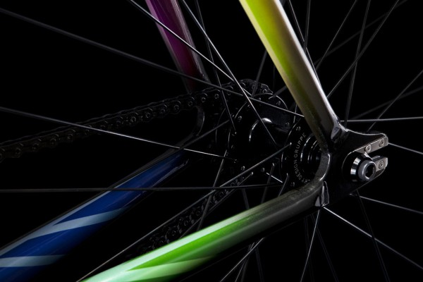 LDG & Hurley Phantom 4D Collaboration Bike