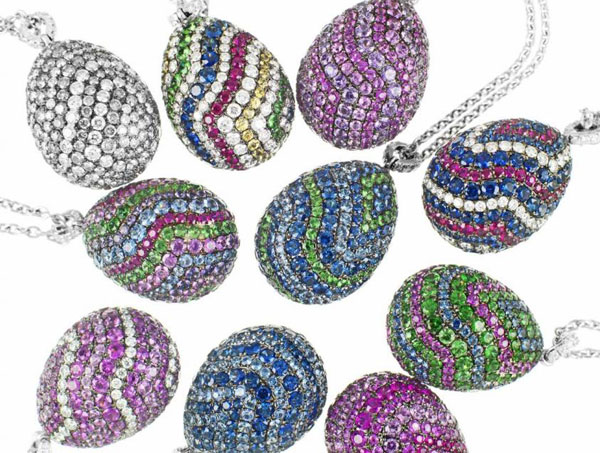 Glorious Return Of Faberge Jeweled Eggs