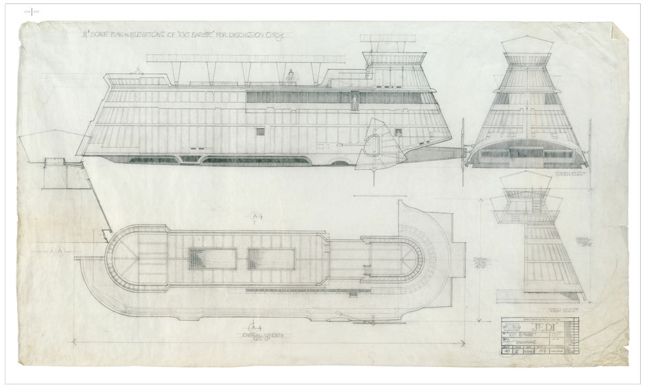 Star Wars Blueprints – Limited Edition