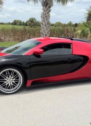 Mercury Cougar Based Bugatti Veyron Replica on eBay