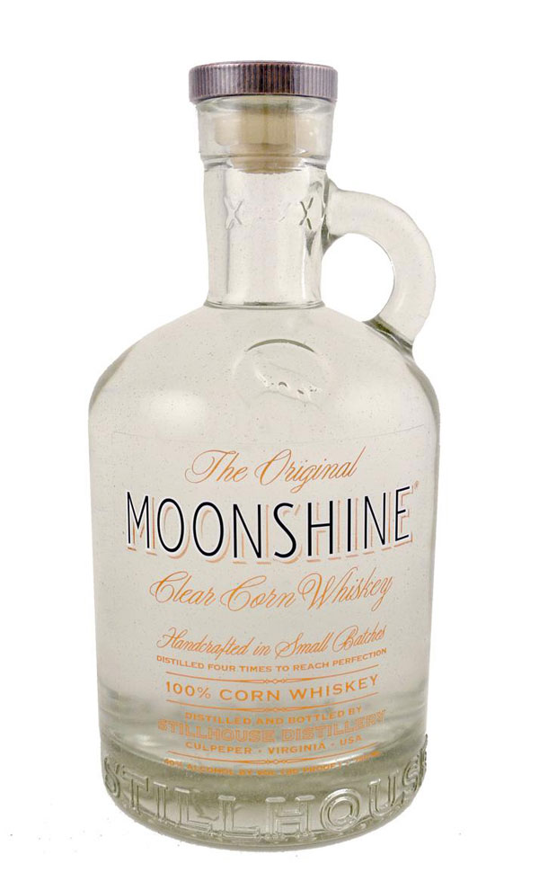 how to make kentucky clear moonshine