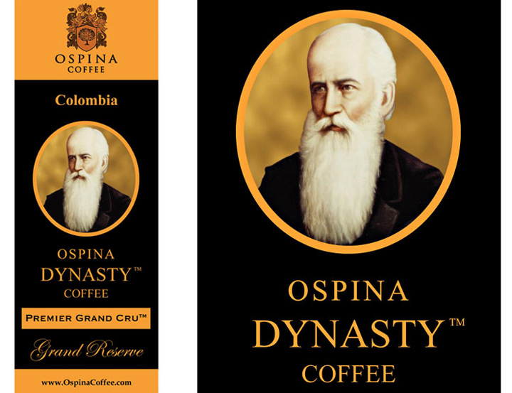 Ospina Dynasty Coffee Awakens All The Senses