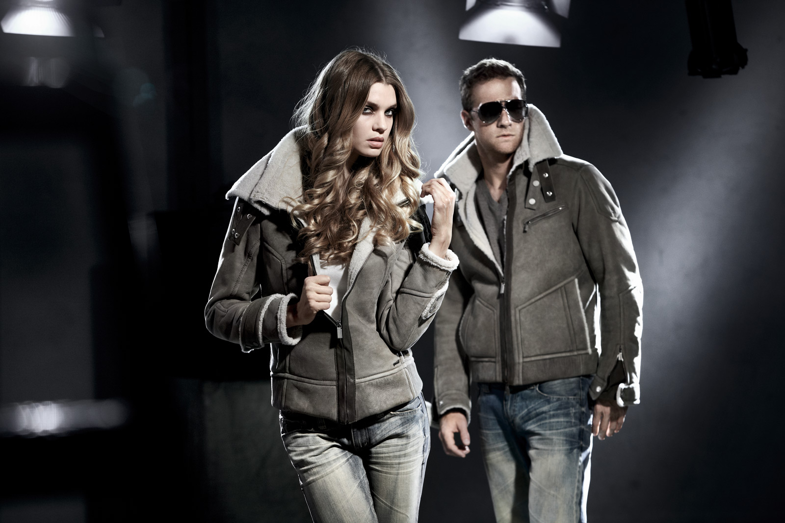 P'1140 Aviator Jacket