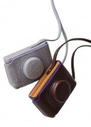 Paul Smith and Leica Limited Edition Leather Cases