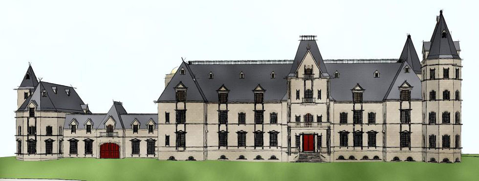 Pensmore - American's Largest Chateau