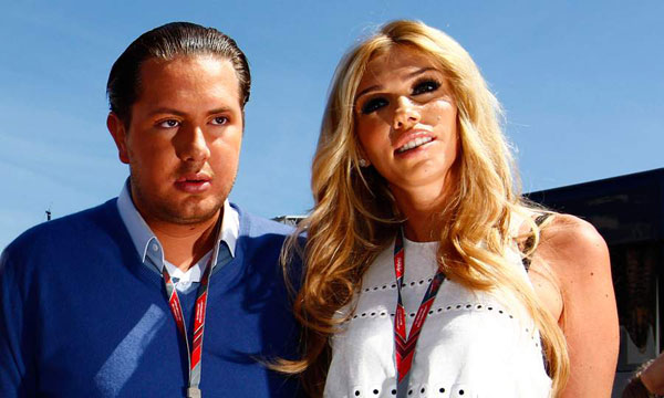 Petra Ecclestone and James Stunt - www.extravaganzi.com