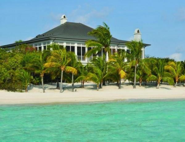 Private Island Paradise, Bahamas - www.extravaganzi.com