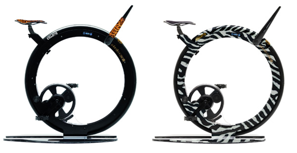 Roberto Cavalli Ciclotte Exercise Bikes
