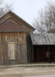 Scenic, Ghost Town in South Dakota
