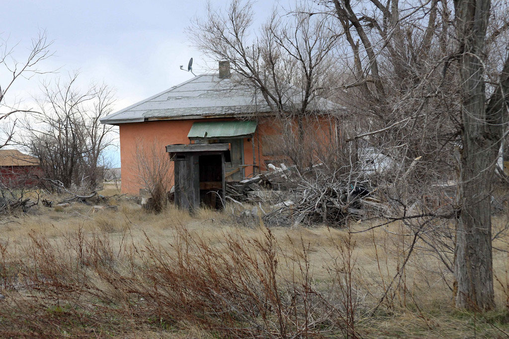 For $799,000 Become The Owner Of Town In South Dakota