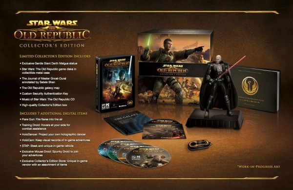 Star Wars: The Old Republic Collector's Edition
