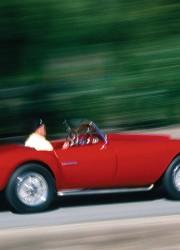 Steve McQueen's 1953 Siata 208/S Spider Set for Monterey auction