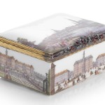 The Meissen Gold-mounted Royal Snuff Box Sold for $1.3 Million