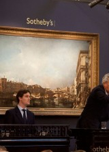 Sotheby's Set an Auction Record for Venetian View Painting