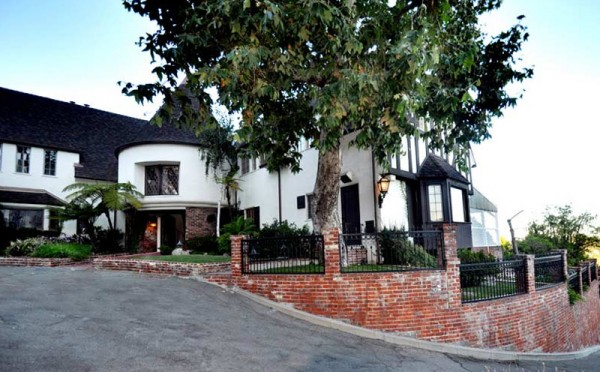 Walt Disney's Los Feliz House