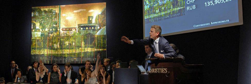 Christies Global Art Sales Achieve $3.2 Billion in the First Half of 2011