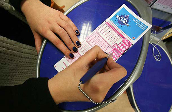 Lucky Ticket Holder Won £161 Million In EuroMillions Lottery