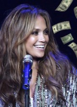 Jennifer Lopez Got $1 Million for One-night Performance