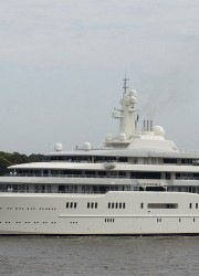 Abramovich's Eclipse Yacht Available for Charter at $2 Million