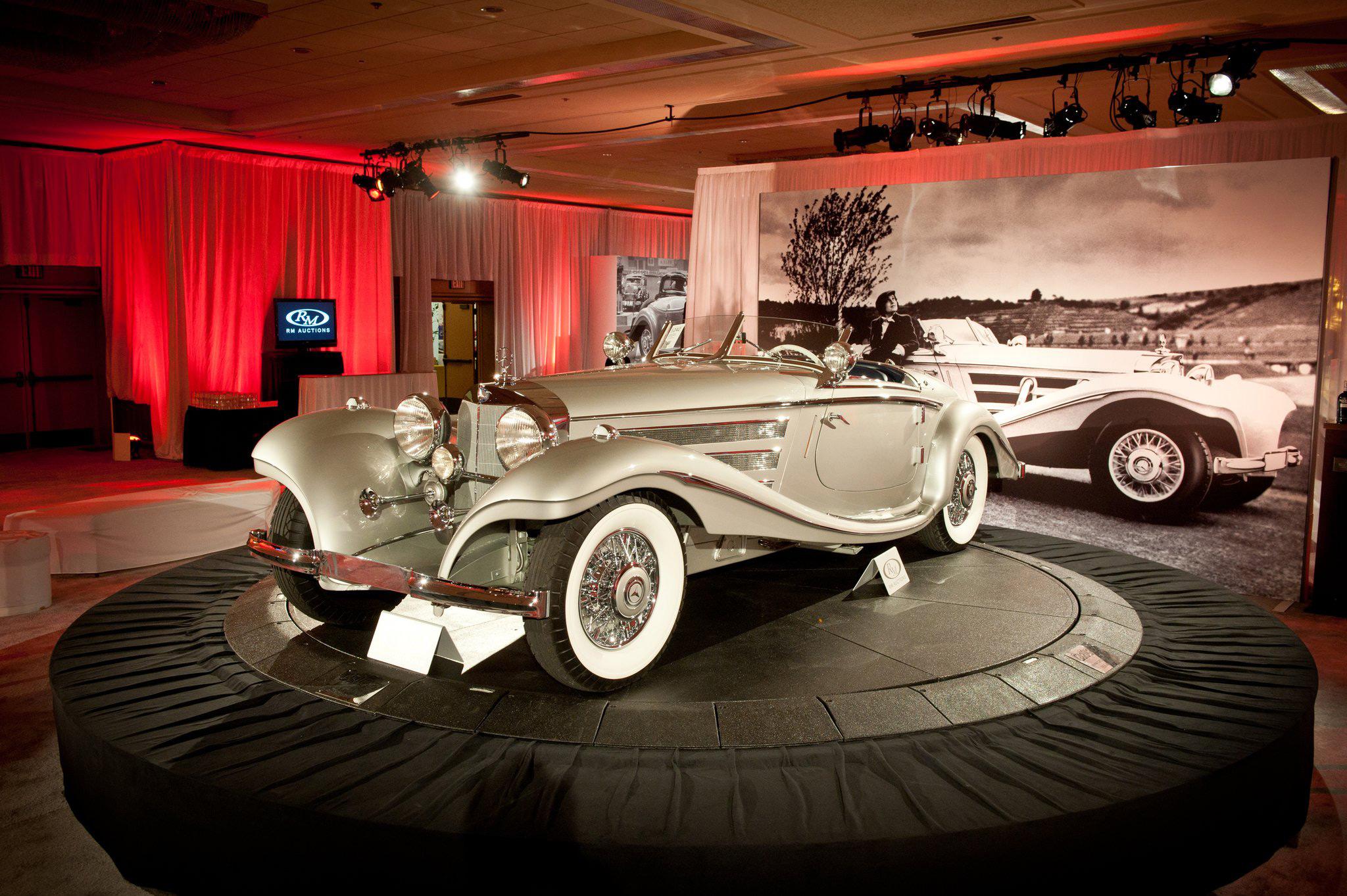1937 MercedesBenz 540 K