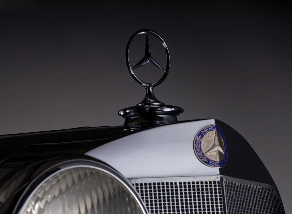 1937 Mercedes-Benz 540 K Spezial Roadster Sold for $9.68 Million at Monterey