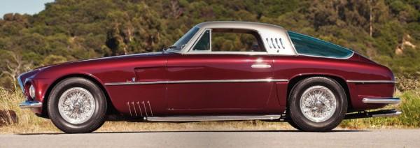 1953 Ferrari 375 America Coupe by Carrozzeria Vignale